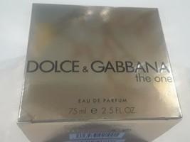 Dolce & Gabbana The One 2.5oz  Women Perfume - $59.95