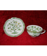 Haviland Bonneval white cup and saucer excellent condition - $16.78