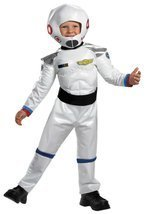 Boys Blast Off Astronaut Kids Child Fancy Dress Party Halloween Costume,... - $31.51