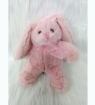 "9"" Animal Adventure Bunny Rabbit Pink Floppy Ears Soft Plush Easter Toy ... - $11.99"