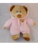"Ty Pluffies Love to Baby Pink Teddy Bear Plush 10"" Stuffed Animal Toy  - $9.95"