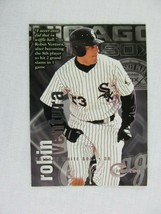 Robin Ventura Chicago White Sox 1996 Fleer Skybox Baseball Card 30 - $0.98