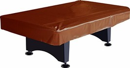 Imperial Billiard/Pool Table Fitted Naugahyde Cover, 7-Foot Table, Brown - $51.55