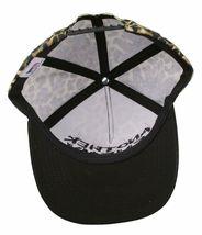 Another Enemy Unisex Safari Leopardato Regolabile Snapback Baseball Cappello Nwt image 6