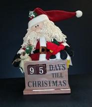 Countdown to Christmas Santa Display - $9.99