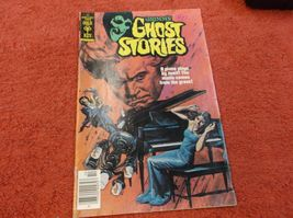 "GRIMM's GHOST STORIES # 53 * 1979 * FN * ""Music From the Grave!"" Gold Ke... - $5.00"