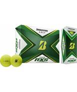 Bridgestone Tour B RXS Yellow Golf Balls 1 Dozen 2020 - $39.95