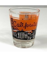 "California Skyline Golden Gate Bridge 2.25"" Collectible Shot Glass - $8.42"