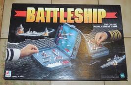 1998 Battleship The Classic Naval Combat Game Milton Bradley 100% COMPLETE - $14.03