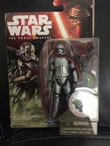 Star Wars The Force Awakens 3.75-Inch Figure Forest Mission Grey Captain... - $11.99