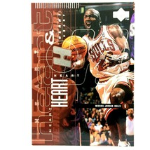 Michael Jordan 1998-99 Upper Deck Heart & Soul SP #26 Chicago Bulls  - $7.87