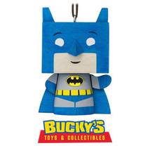 Batman 2017 Hallmark DC Comics Wood Ornament  Bruce Wayne  Adam West  Su... - $14.80