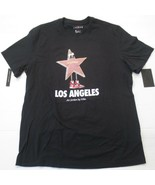 Nike Men Air Jordan Character LA Tee Shirt - CU2107 - Black 010 - Size S... - $19.99