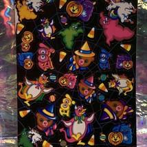 Vintage Lisa Frank FULL Sticker Sheet S199 Plus Halloween Mods (not Full) BEARS image 2