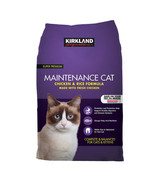 NEW Kirkland Signature Chicken and Rice Cat Food 25 lbs.*** FREE SHIPPIN... - $41.49