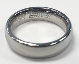 Unisex Tungsten Tungsten Wedding band - $19.99