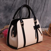 Fashion PU Leather Women Handbags HIgh Quality Shell Shoulder Bag Vintage Retro