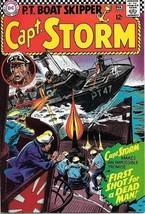 P.T. Boat Skipper Capt. Storm Comic Book #17, DC Comics 1967 FINE+ - $31.85
