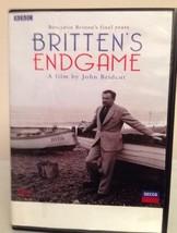 Britten's Endgame BBC DVD - $7.92