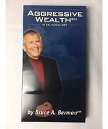 AGGRESSIVE WEALTH - 10 CD AUDIO SET 2007 Bruce Berman - $39.20