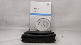 2012 Volkswagen Eos Owners Manual 100633 - $73.38