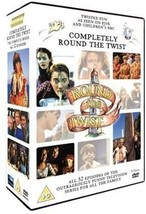Completely Round The Twist Complete Series 1 2 3 4 DVD Boxset New Region 2 - $29.95