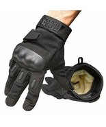Kevlar Lined Tactical Gloves - Full Hand Protection, Cut and Temperature - $83.30