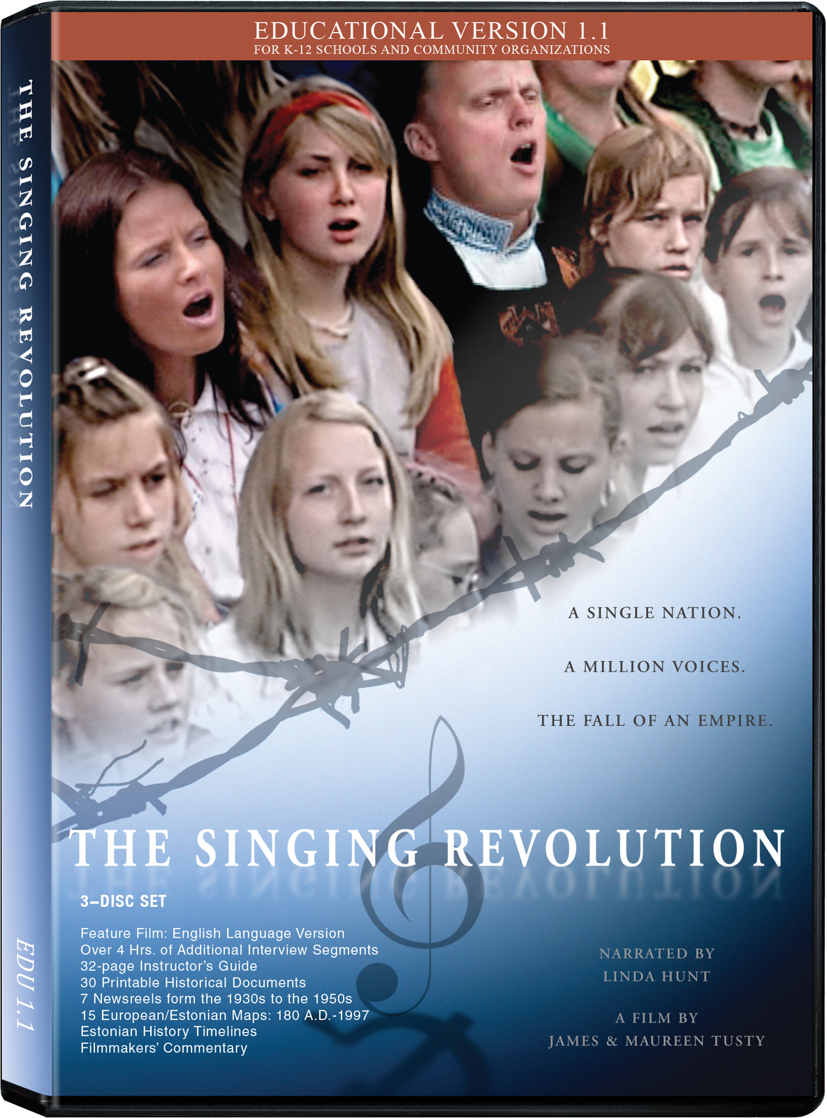 The singing revolution largebox
