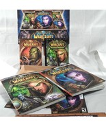 EUC Blizzard World of Warcraft Battle Chest DVD Rom Software for WIN MAC - $7.08