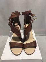Dolce Vita Women's Oriana Dress Sandal,Brown,10 M US - $64.35