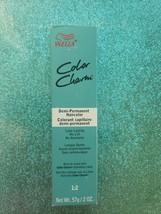 Wella Color Charm Demi-Permanent Haircolor, 10NA Lightest Ash Blonde (NIB) - $14.99