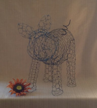 Small standing pig - $55.00