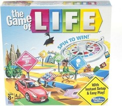 Gaming The Game Of Life Board Game, Adventurous Great Family Game For Ag... - $46.34