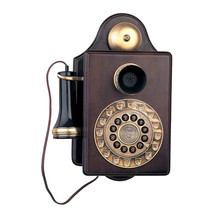 Paramount Antique Wall Reproduction Novelty Phone - $104.98