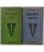 Helpful Hints in English and Better Say by James C. Fernald - $4.99
