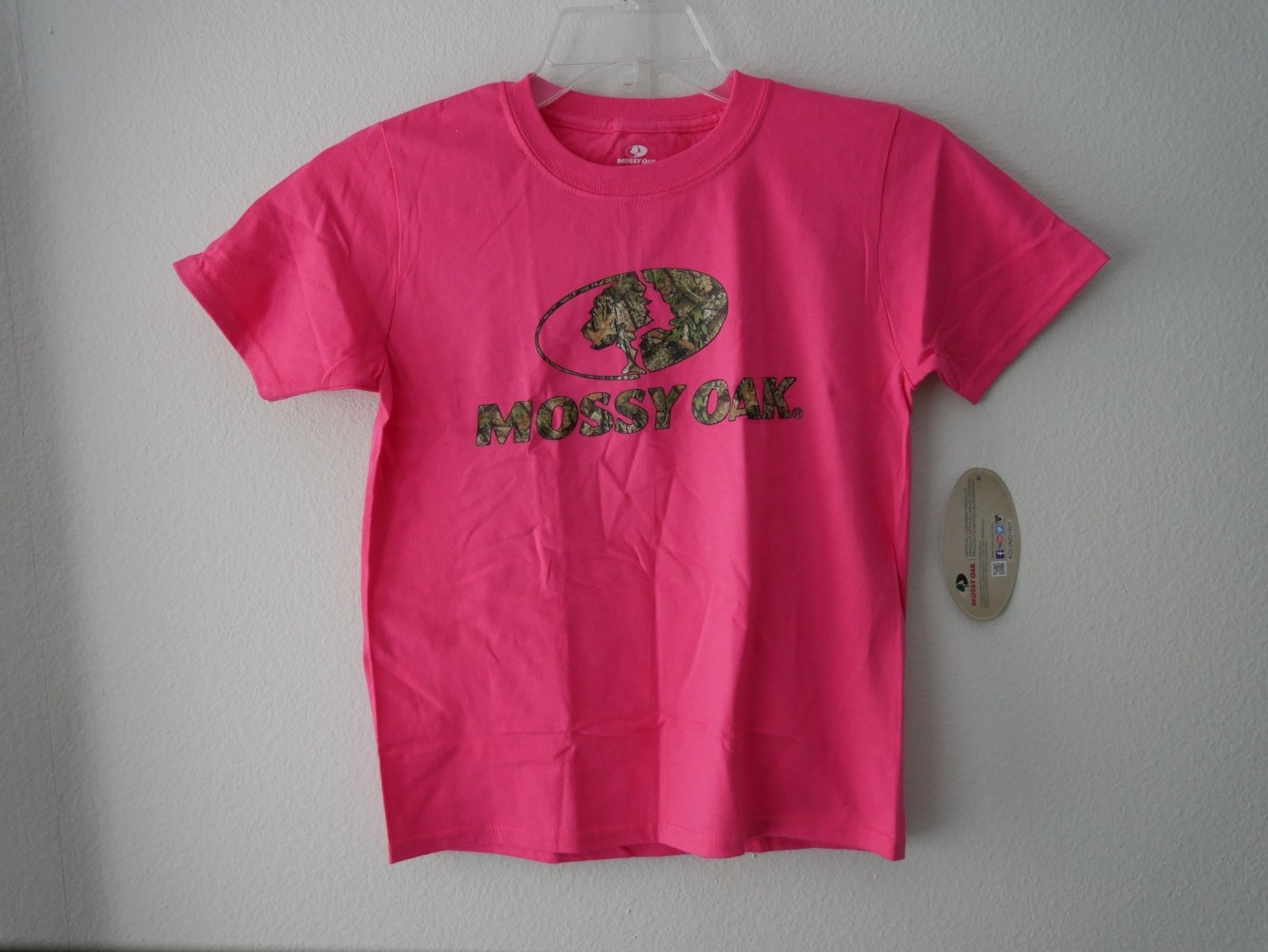 AEROPOSTALE Pink Glitter Short Sleeve Shirt Size 14 NWT Girls P.S