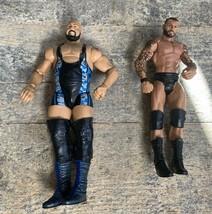 2 Figures WWE MATTEL 2011 ELITE SERIES 28 BIG SHOW FIGURE + Other Figure... - $18.95