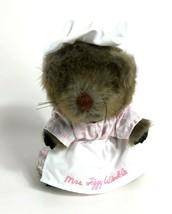 """Eden Beatrix Potter Plush Mrs Tiggy Winkle Hedgehog 10"""" Vintage - $29.69"""
