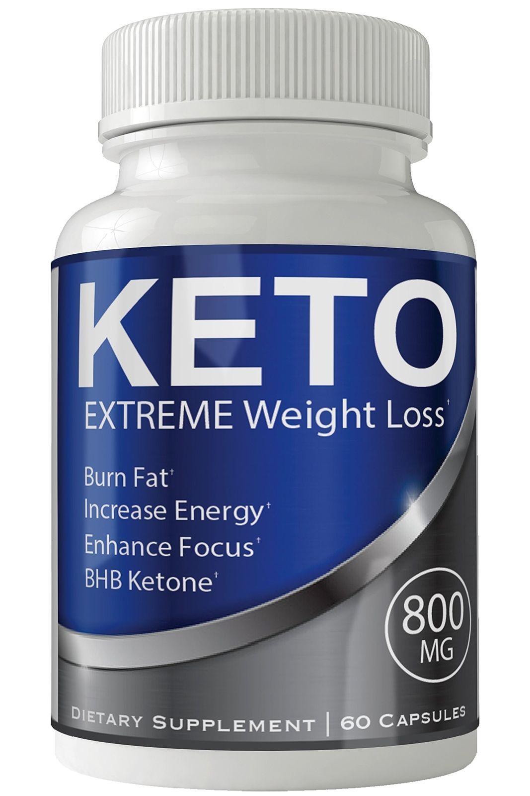 Keto Blast Keto Diet Pills Weight Loss Supplement