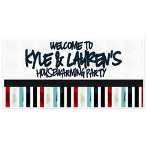 Housewarming Party Banner Personalized Backdrop Decoration - £17.23 GBP+