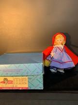 "Madame Alexander 8"" Red Riding Hood Doll - $15.00"