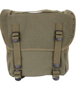 """Olive Drab Canvas Butt Pack 9"""" x 8.5"""" x 6"""" - $15.99"""