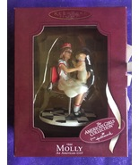 1944 Molly with Pup American Girl Handcrafted Keepsake Ornament W/ Box ... - $23.95