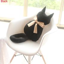 45CM Cat Plush Back Shadow Toy Sofa Pillow Seat Cushion Birthday Gift Little NEW - $12.00