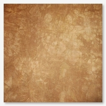 FABRIC CUT 16ct gingerbread aida 9x9 for Original Gingerbread Mouse  - $5.00