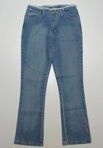 Baby Phat Stretch Blue Denim Jeans Youth Girls 16 Waist 29 NWT $45 - $29.69