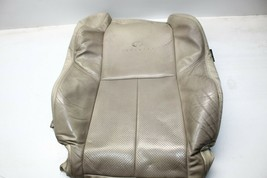 2005-2007 Infiniti G35 Coupe Front Left Driver Upper Seat Cover Beige P3935 - $117.60
