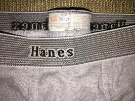 Boys M (10-12) Vintage HANES Boxer Brief - $12.59
