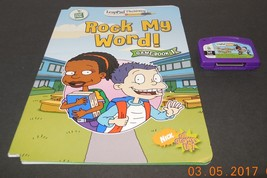 Leap Frog LeapPad plus Writing All Grown Up Rock My World Book Cartridge - $14.00