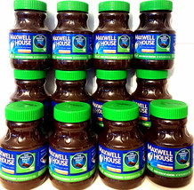 Maxwell House The Original Roast Decaf Instant Coffee 8 oz ( Pack of 12 ) - $98.99